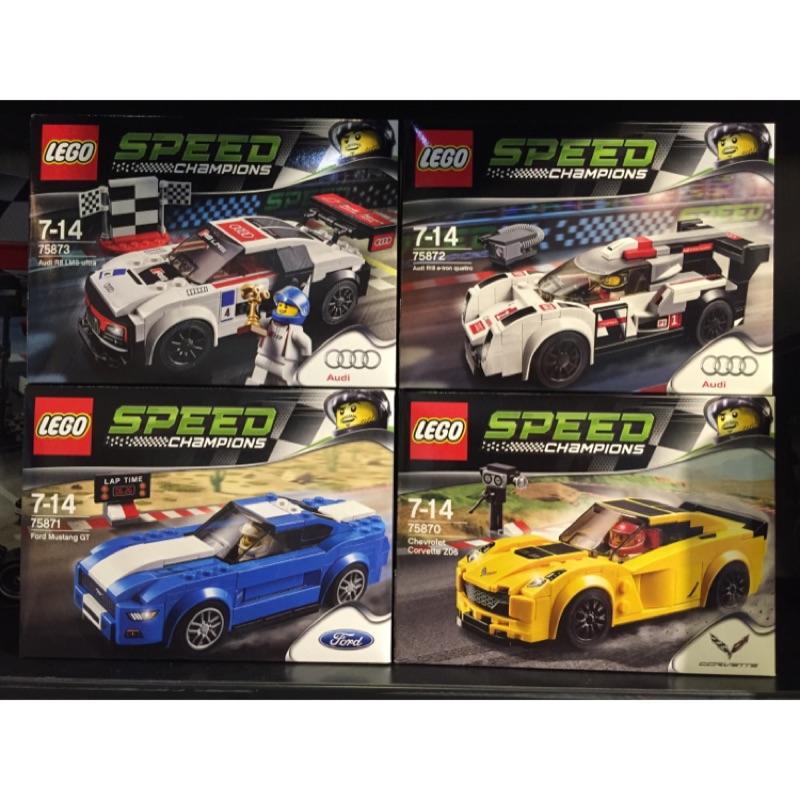 [想樂] 樂高Lego 75870 75871 75872 75873