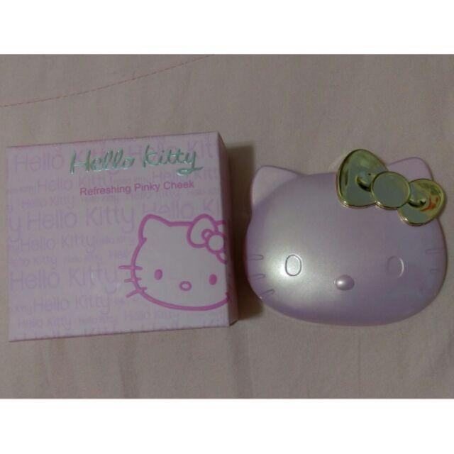 Hello Kitty 雙色美機腮紅