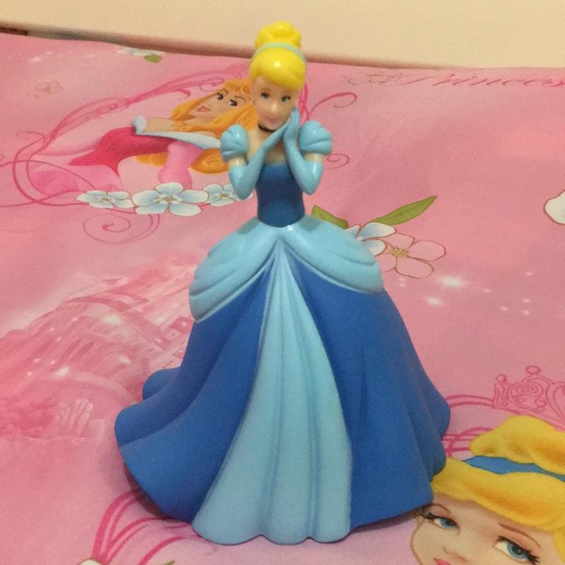 灰姑娘仙度瑞拉仙杜瑞拉仙履奇緣Cinderella 公仔擺飾存錢筒迪士尼公主公主系列