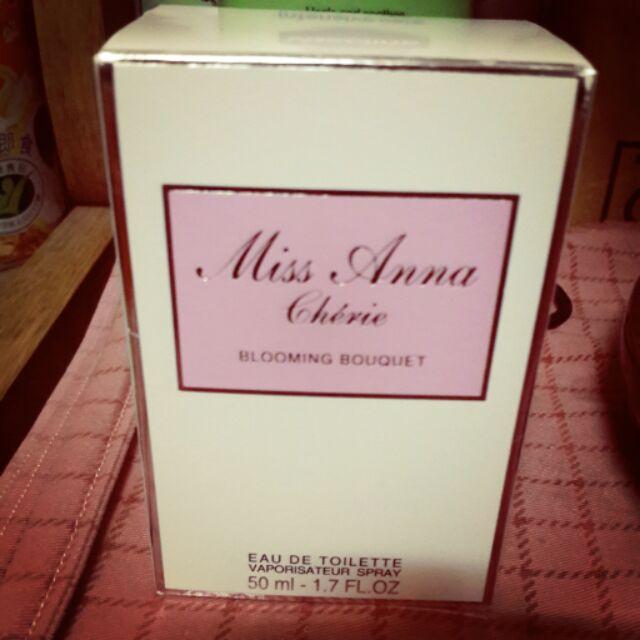 Miss Anna 玫瑰淡香水~2 瓶享 ~