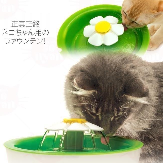 萌萌貓HAGEN 赫根Catit 2 0 花朵自動噴泉飲水器貓狗循環式淨水飲水機3L