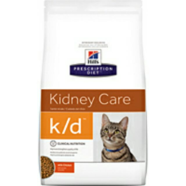 汪喵寶貝希爾思處方飼料貓用k d 4LB 8 5LB 腎臟病護理