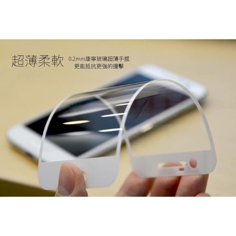 2 5D 康寧滿版0 2mm 9H 鋼化玻璃保護貼採用康寧玻璃超抗刮疏油疏水防指紋iPho