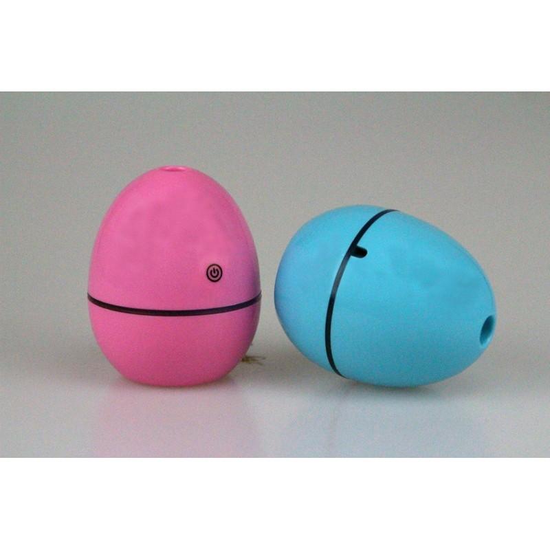 ~包郵 ~小雞蛋USB 迷你空氣淨化器車載霧化加濕器