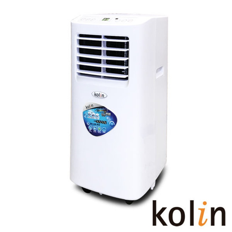 【領券現折】 KOLIN歌林 清淨除濕移動式空調 KD-121M01