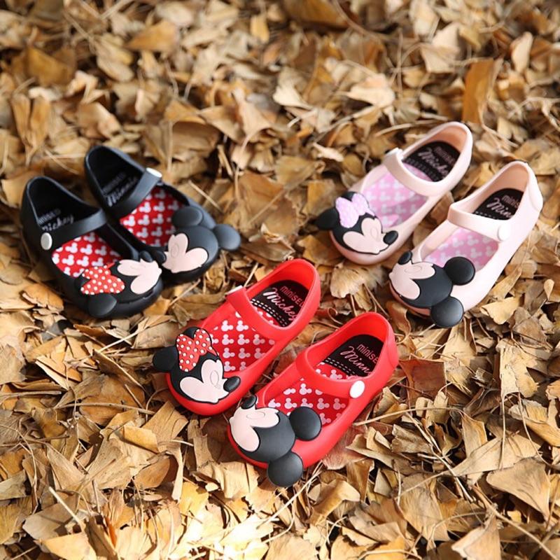 曈曈Baby 2016 果凍水晶童鞋男童女童涼鞋雨鞋mini sed 果凍童鞋