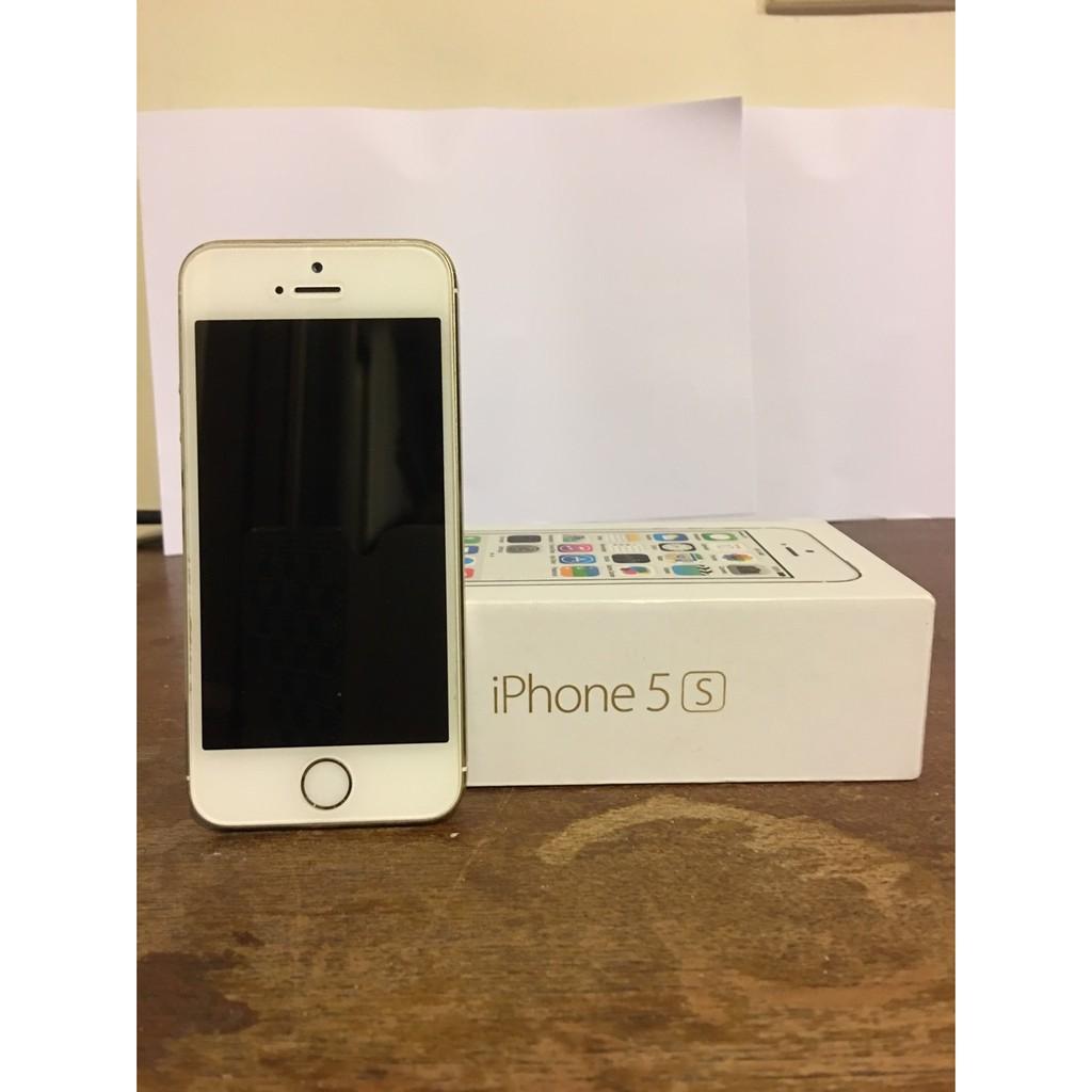 [限貨] iPhone iPhone5S 16G 金色女用北市可約面交