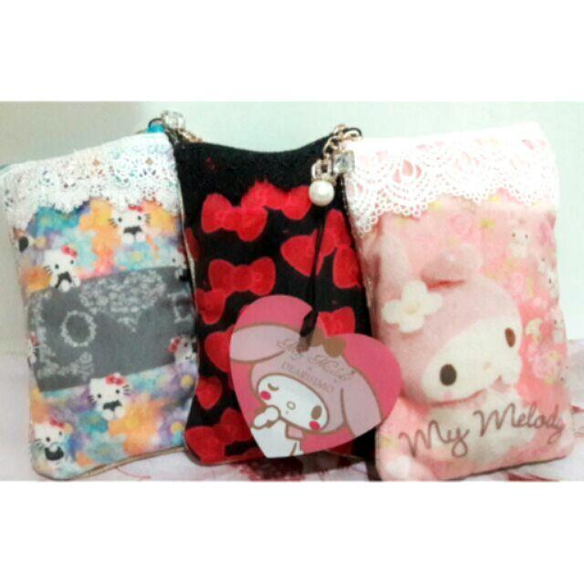 Hello kitty ×DEARISIMO 手機袋