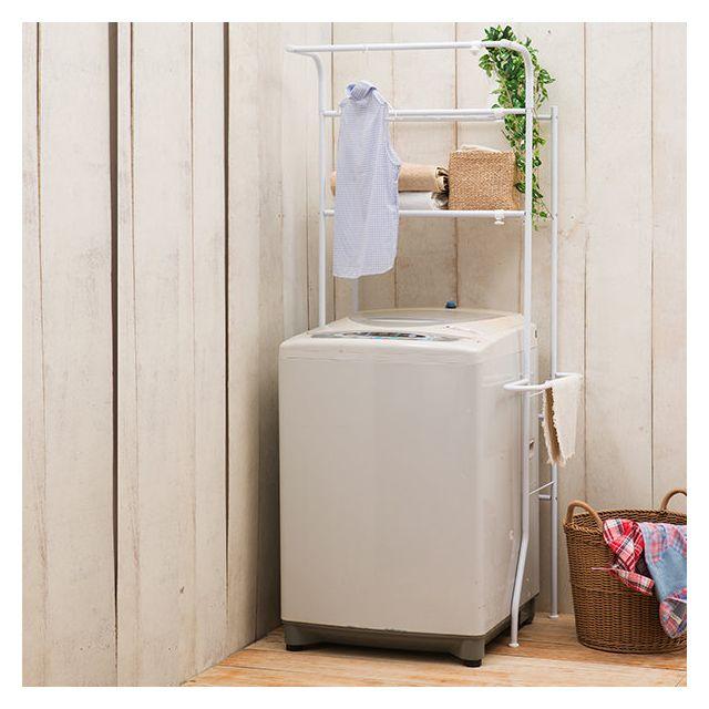 洗衣機置物架馬桶架置物架多用途置物架方便性佳KD9028