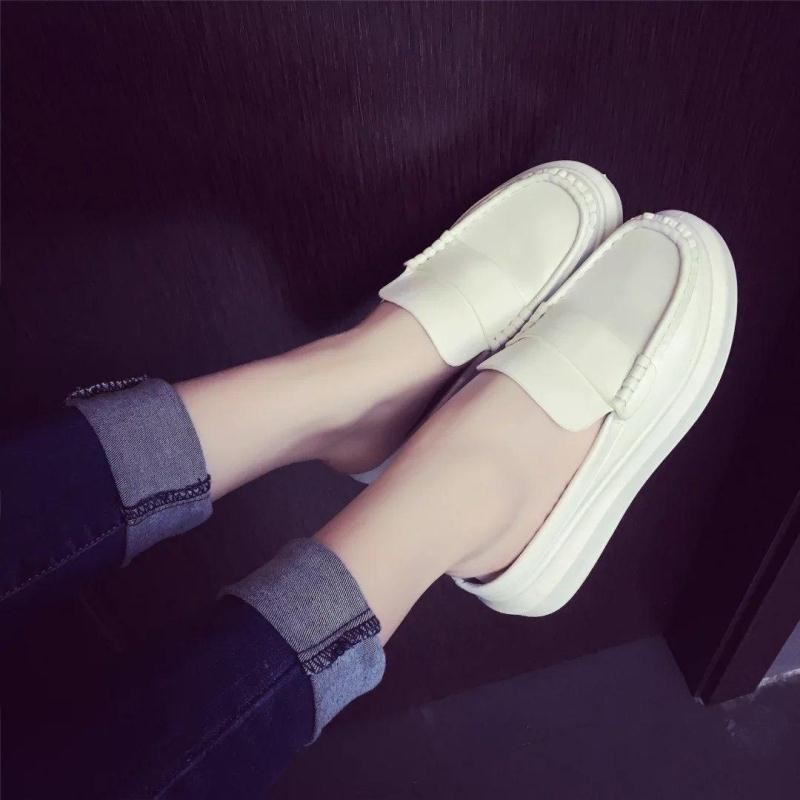 ~ 裝扮~ 平底涼拖懶人鞋休閒小白鞋低跟厚底包頭半拖鞋女尖頭高跟鞋厚底涼鞋厚底跟鞋楔形涼鞋