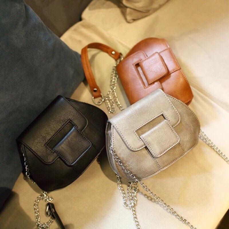 女神小包復古百搭鏈條KW499 單肩迷小包包2016 肩背包包 手提包側背包