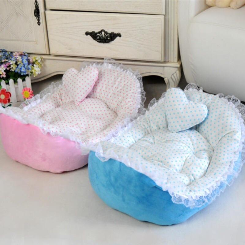 ✨ 、預售✨波點元寶狗窩保暖貓窩寵物窩狗床墊寵物用品