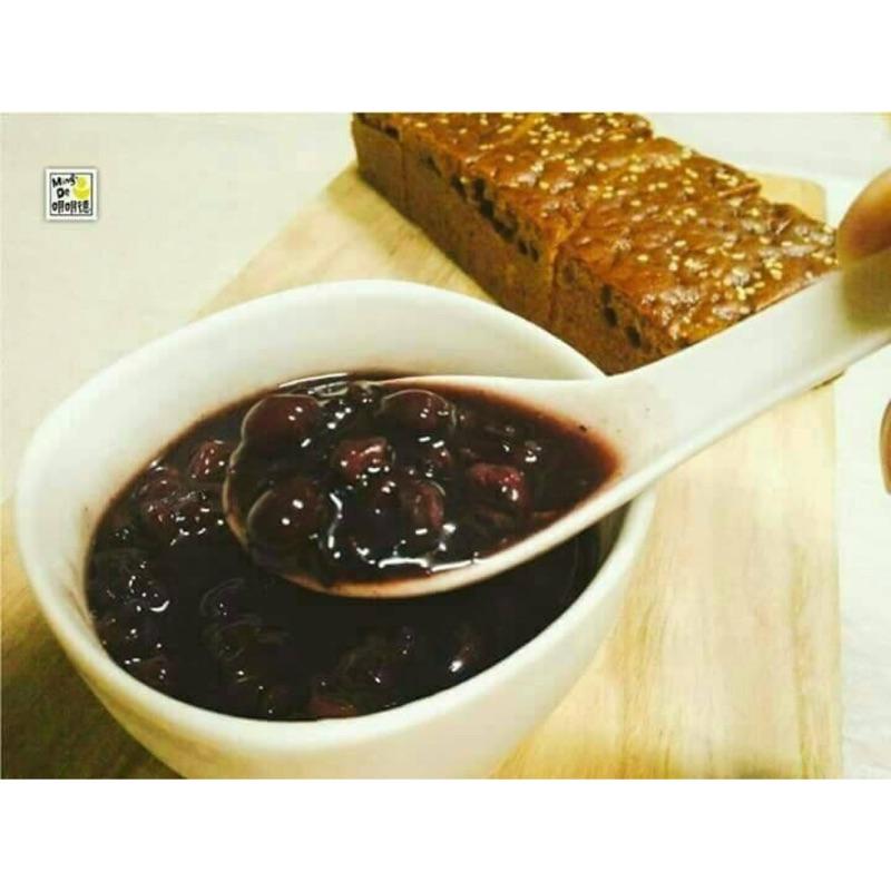 明明德紅豆紫米粥