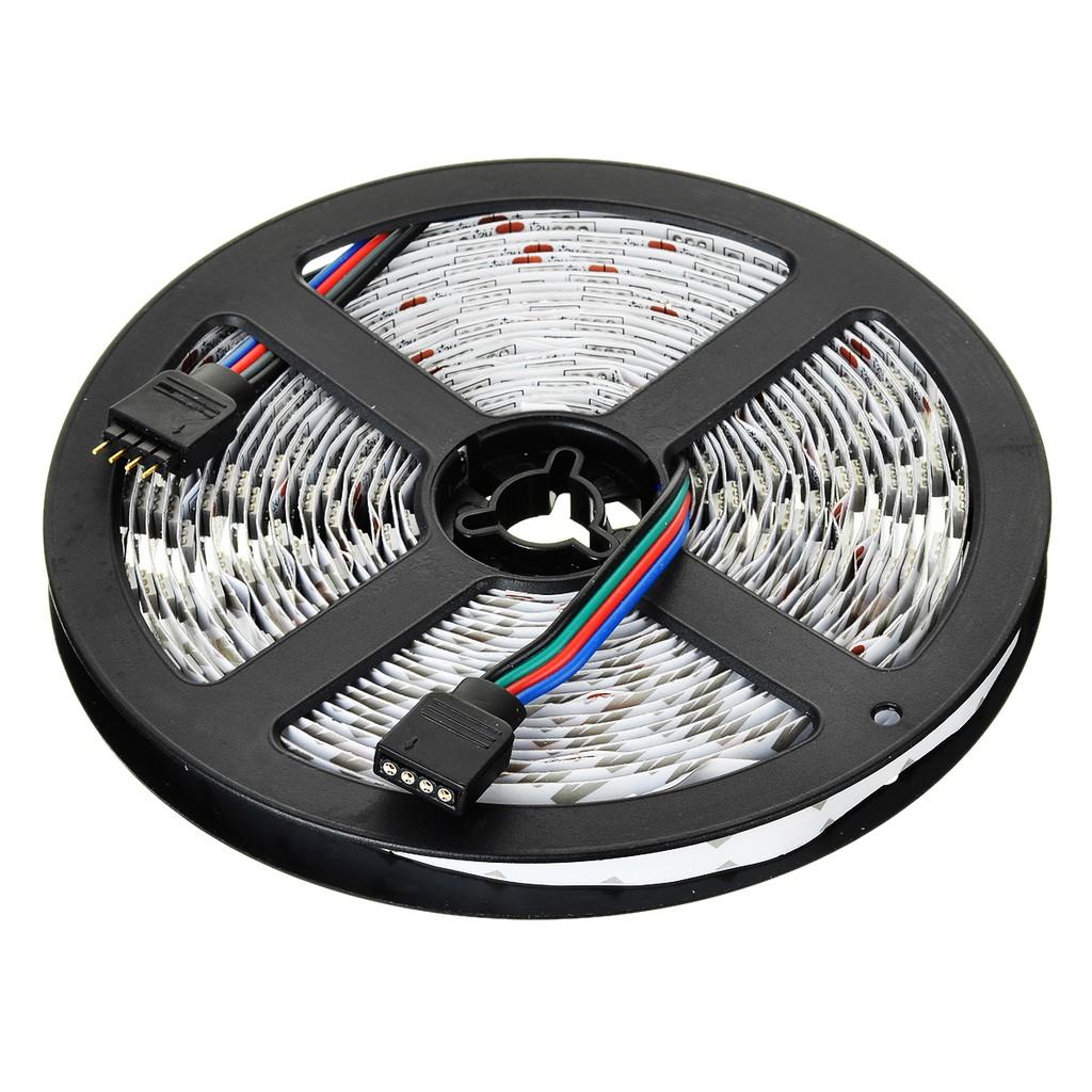 JIAWEN ®5M 35W 300 5050 SMD RGB 裸板LED 燈條DC 12