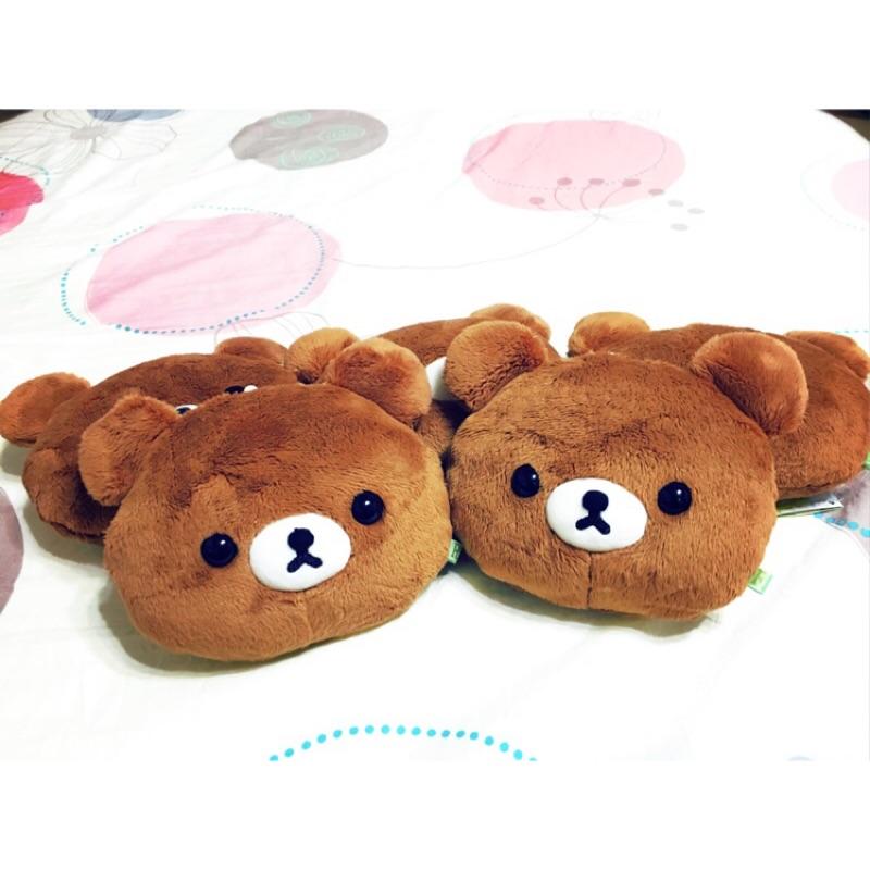 拉拉熊零錢包 限定拉拉熊懶懶熊輕鬆熊RILAKKUMA Rilakkuma 蜜茶熊茶色小熊