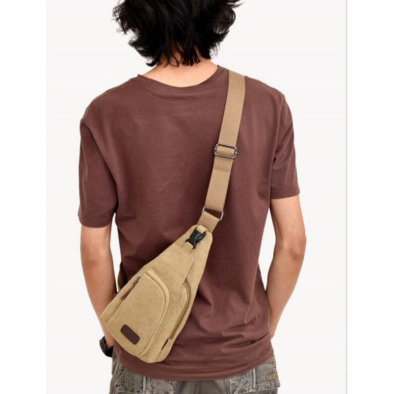 24 時內出貨大款帆布包肩背帆布包愛 潮流館K01L 斜背包胸包側背包腰包斜背包後背包霹靂