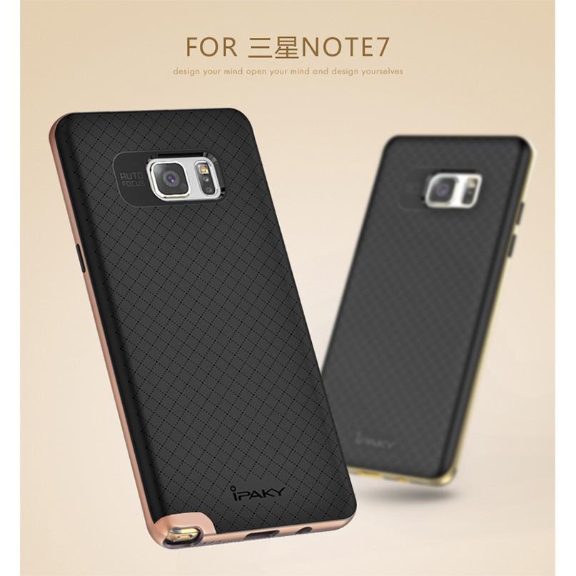 iPAKY SAMSUNG Galaxy NOTE7 S7 edge 大黃蜂保護殼防摔耐磨