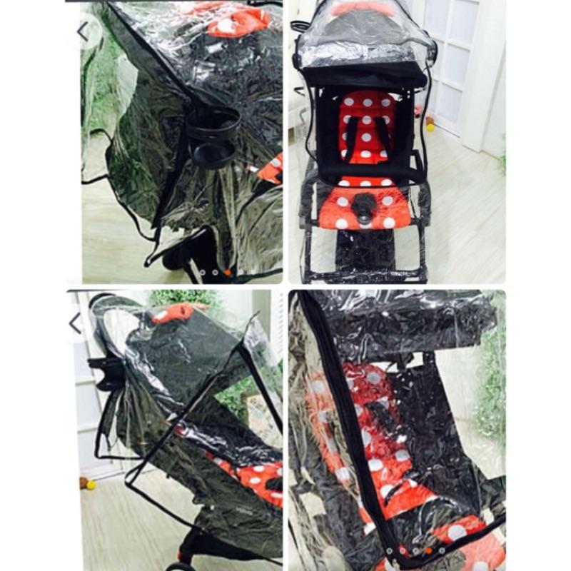 推車全雨罩、杯架、涼蓆、安全座椅 夾、推車掛勾、推車收納袋