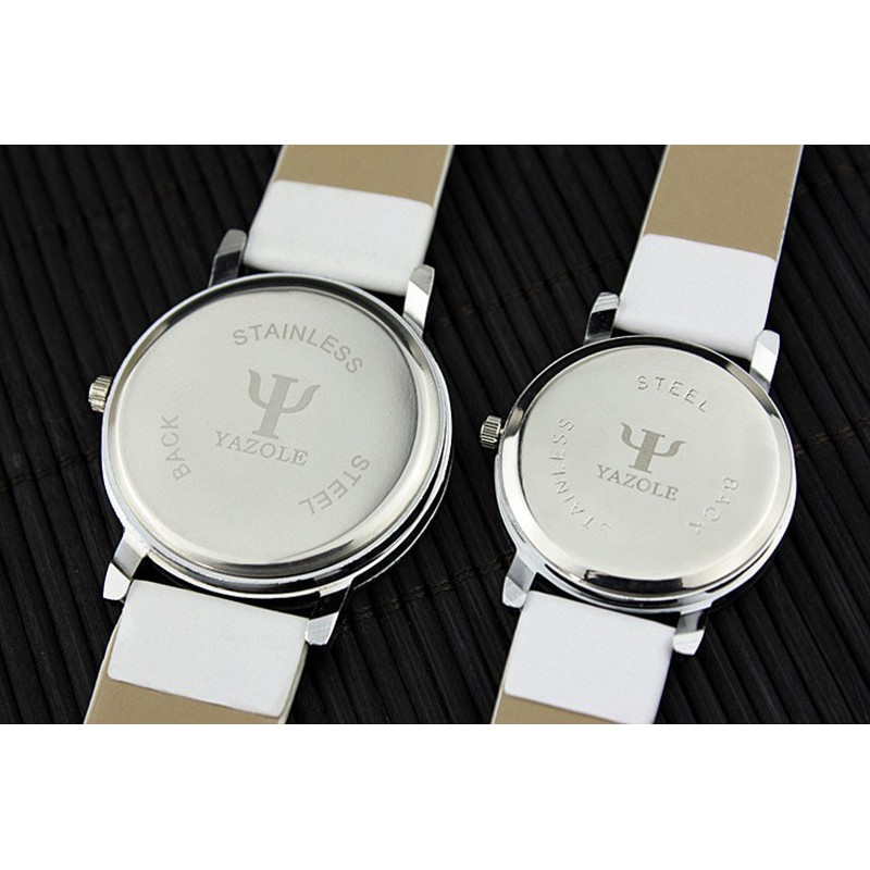 簡約 四季潮流男生女生學生手錶防水錶盤情侶腕錶