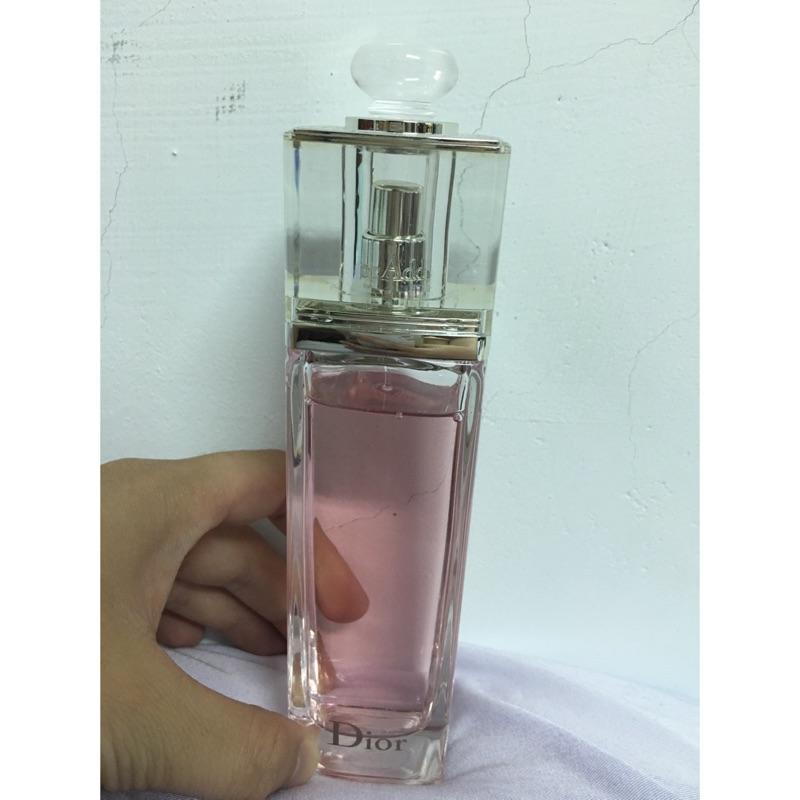 Dior 癮誘甜心香水 原100ml 目前還有8 5 分滿