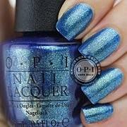 一軒髮品屋OPI F71 福特Mustang 野馬系列極光之夜絢麗藍200 元