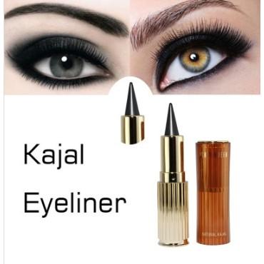 黃金版阿拉伯風情KAJAL 濃黑防水固體眼線膏煙熏裝