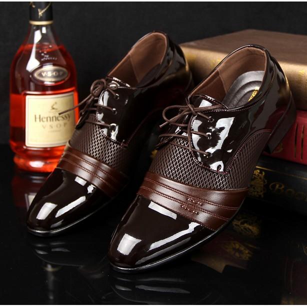 男皮鞋英倫商務 鞋男鞋青年結婚鞋子特大碼46 加大號47