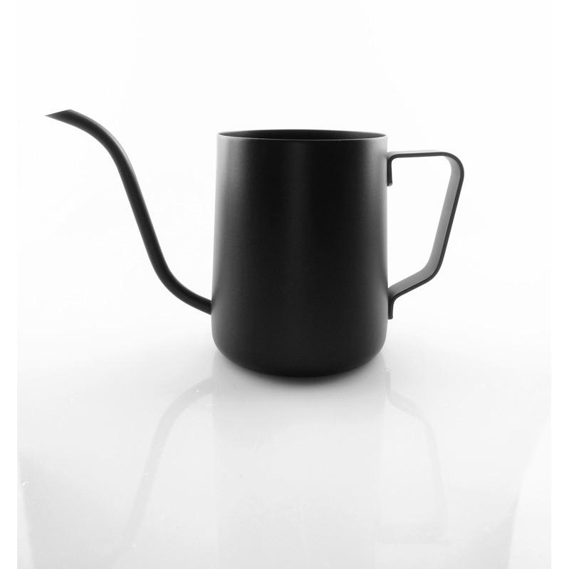350ml 不鏽鋼手沖掛耳咖啡細口壺不鏽鋼家用滴漏沖咖啡4mm 出水口