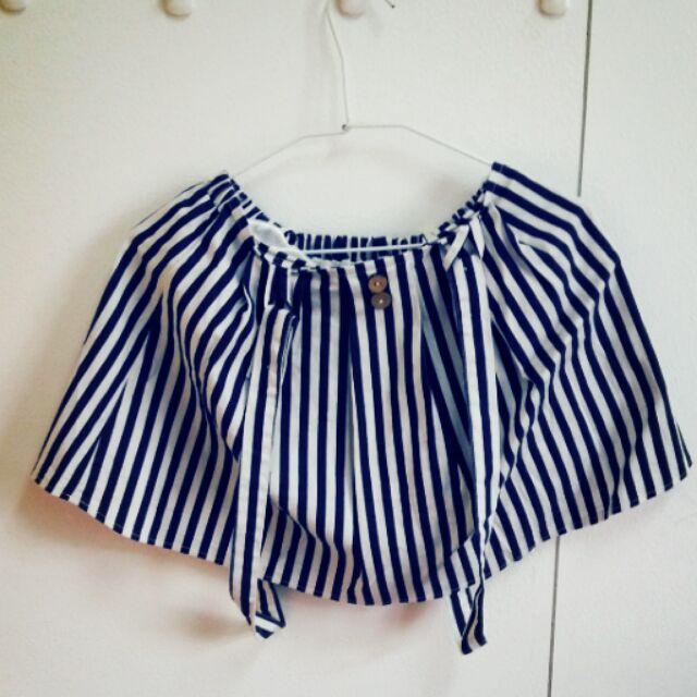 海軍風甜美可愛蘿莉日系吊帶裙