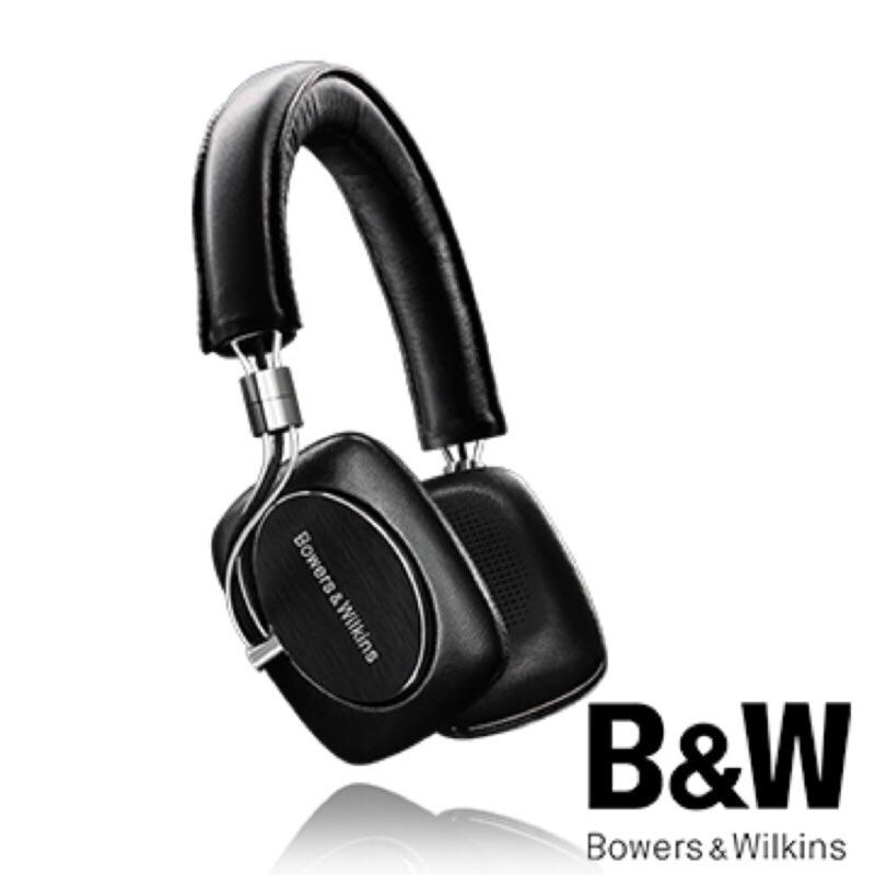 B W Bowers Wilkins P5 Wireless 抗噪無線藍牙耳機可接線