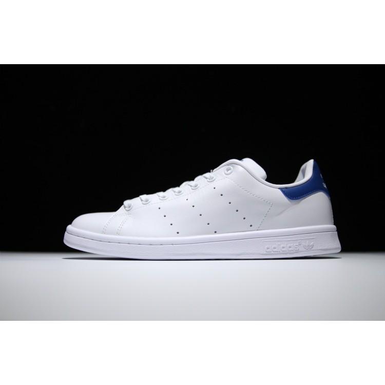 ~ Shoes ~adidas Stan Smith J 阿迪達斯史密斯板鞋藍尾休閒百搭男