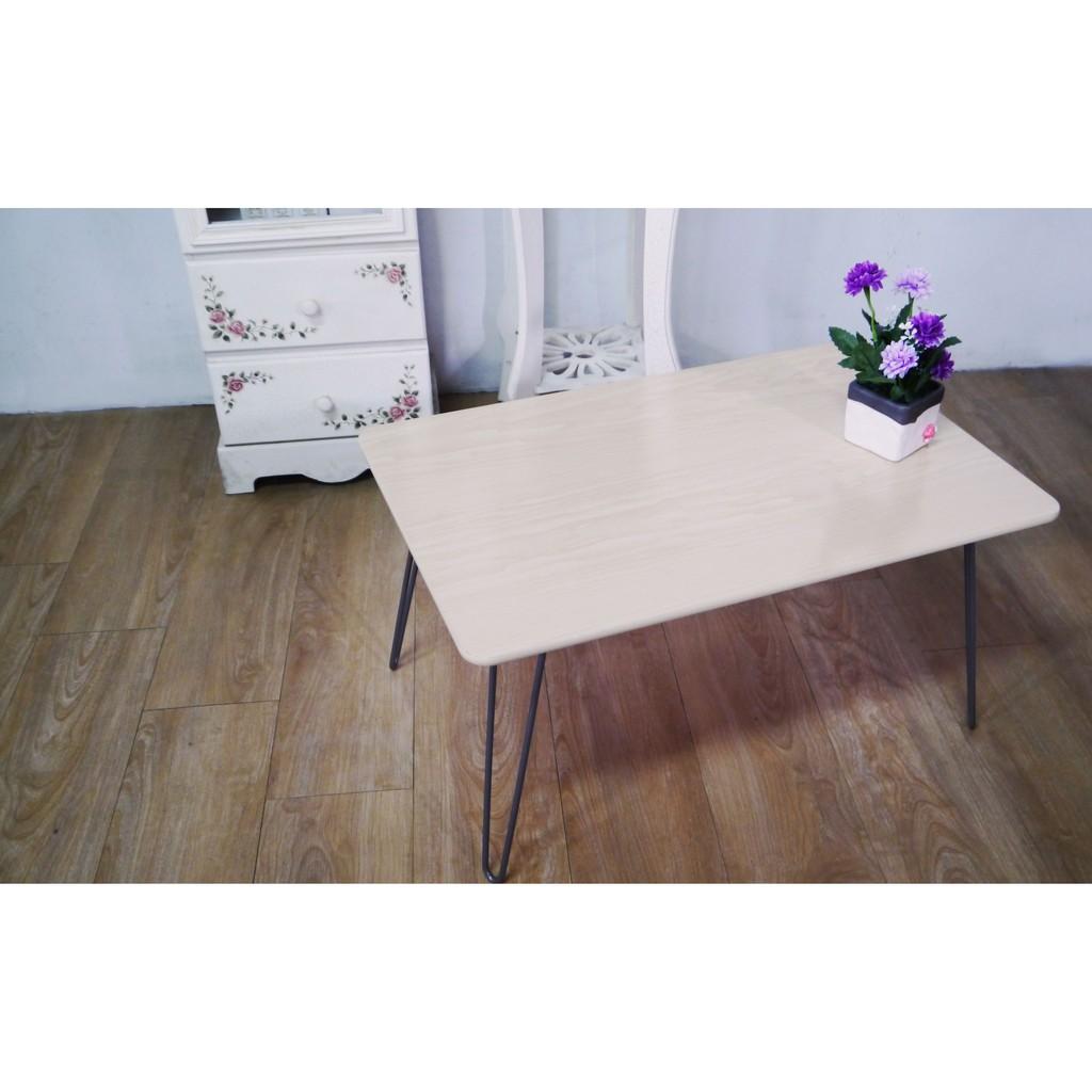 ~森林小工匠~折腳和室桌原木色和室桌筆電桌茶几桌閱讀桌戶外桌野餐桌摺疊桌