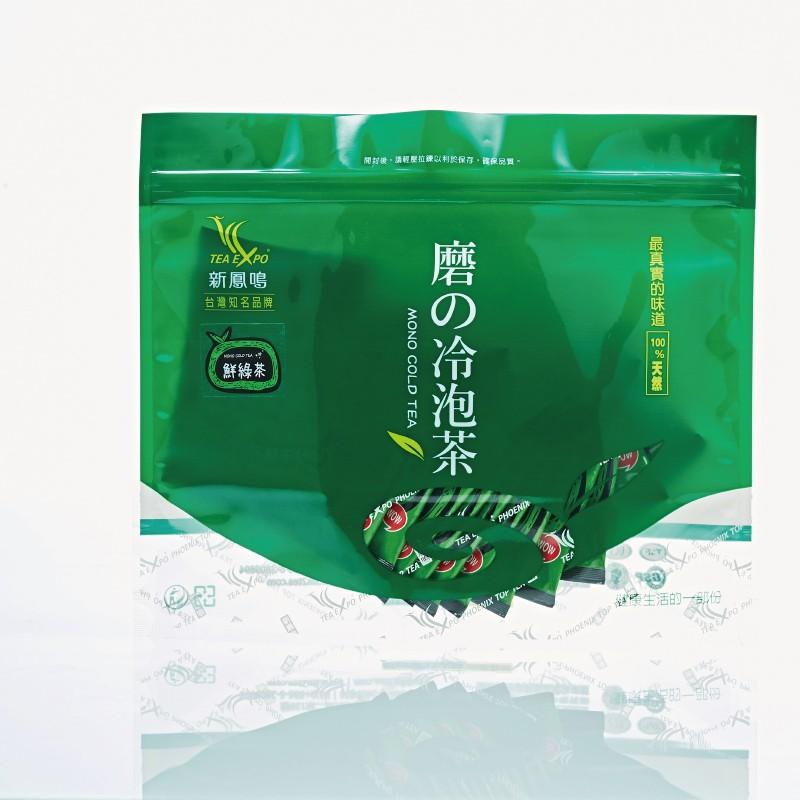 ~油切好幫手~磨的冷泡茶鮮綠茶量販30 包袋
