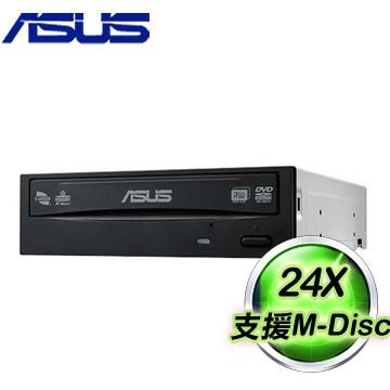 華碩ASUS DRW 24D5MT 24X SATA 介面DVD 燒錄機非DRW 24D3