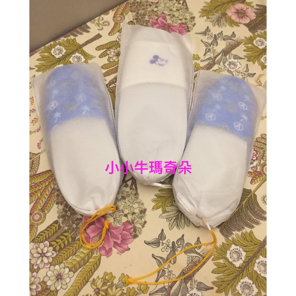 小小牛瑪奇朵 東京迪士尼大使飯店Ambassador Hotel 室內拖鞋