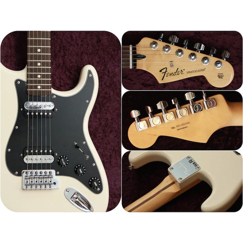 ~又昇樂器音響~ 到貨Fender Standard Stratocaster HH 電吉
