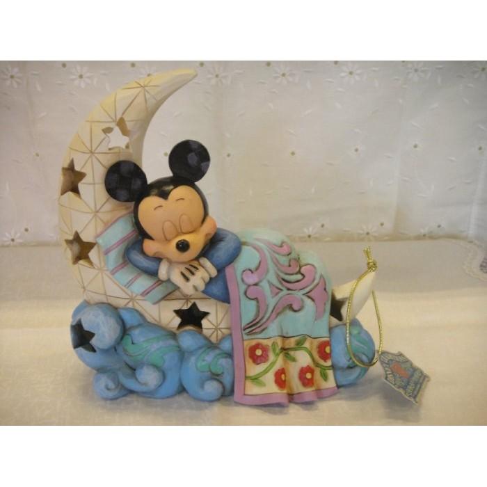 凡爾賽  迪士尼愛木小灣米奇寶寶 小夜燈擺飾