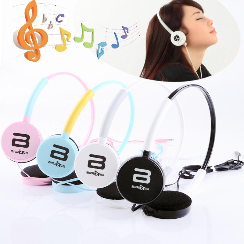 東大需 a1796 bigbang 頭戴式耳機電腦手機拼色耳機明星同款周邊PEJ020