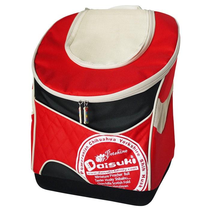 此 無法超取Daisuki 汽車安全座椅寵物拉桿袋CT02 001 藍黃紅黑提包肩背包後背