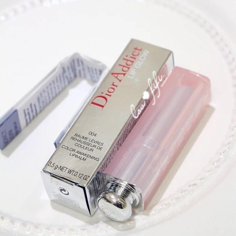 正品的Dior 迪奧魅惑粉漾變色潤唇膏唇蜜唇彩口紅持久橘色粉色3 5 克