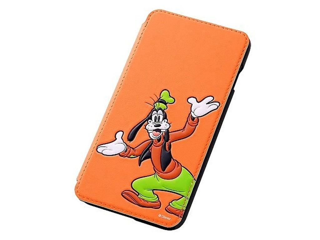 尼德斯Nydus  Disney 迪士尼高飛狗翻頁式手機殼iphone6 plus 5 5