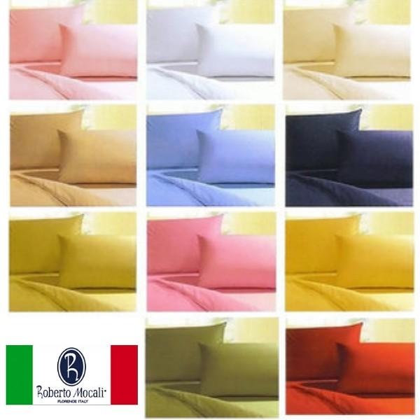 MIT 製單人床包雙人床包被套被單~Roberto 諾貝達大鐘印染精梳棉素色系列~100