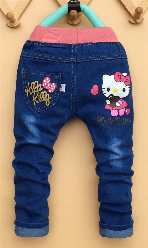 ~ DG09 ~2 歲至6 歲春夏男女小童牛仔褲