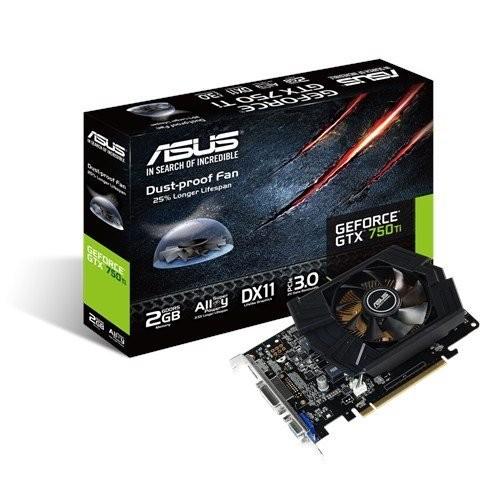 ASUS 華碩GTX750TI PH 2GD5 GTX 750 TI GTX750 TI