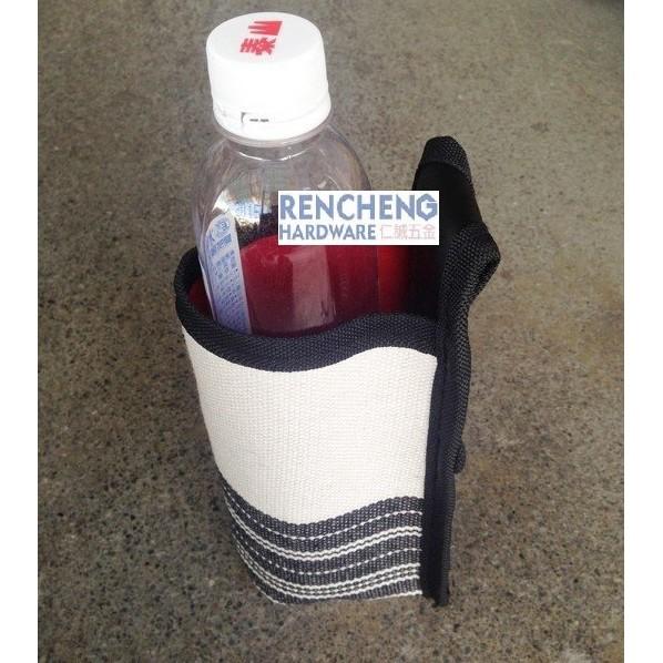 ~仁誠 ~ 款水壺袋原住民配色保特瓶袋子S 腰帶 製寶特瓶袋水壺布套