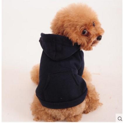寵物衣服小狗狗連帽衛衣狗外套泰迪貴賓狗衣服狗服飾