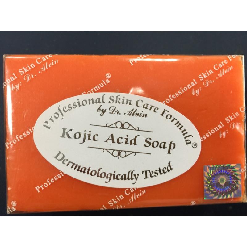 Kojic acid soap 135g professional skin care f