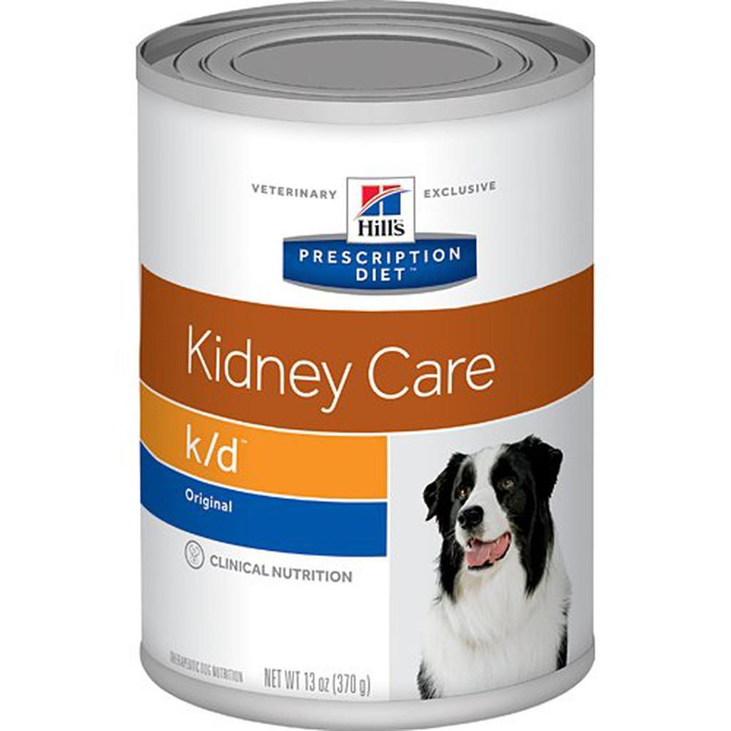 希爾思處方食品™k d 犬糧kd 腎臟保健配方370G