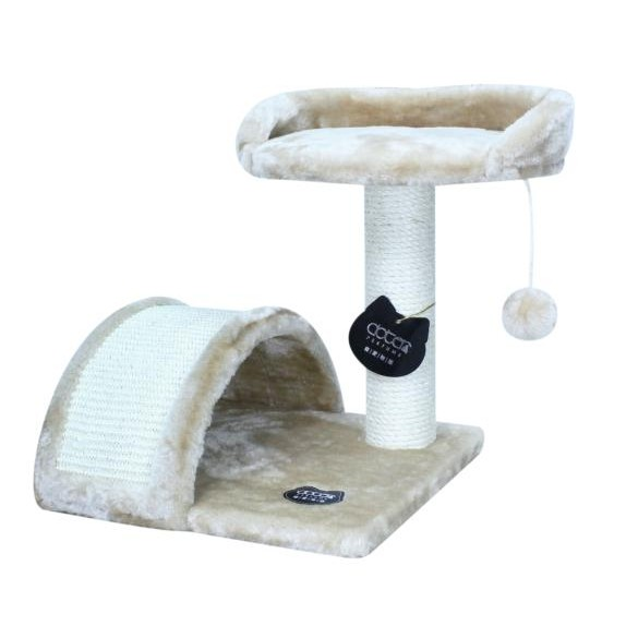 ○~╮樂比特╭~○DOTER 寵愛物語CT055 拱橋高腳椅貓跳台貓爬架貓抓板遊戲窩CT