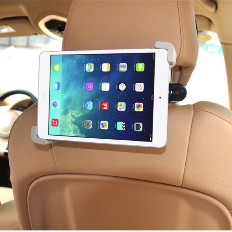 後座椅背平板支架,ipad ipad mini 三星華碩等平板皆 ,360 度調整 10